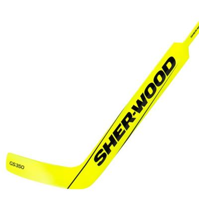 GS350 SE Goalie Stick (Sher-Wood GS350 SE Foam Core Goalie Stick)