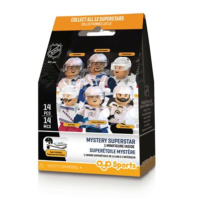 OYO Sports Superstar Mystery Pack (OYO Sports Superstar Mystery Pack Minifigure - Player)