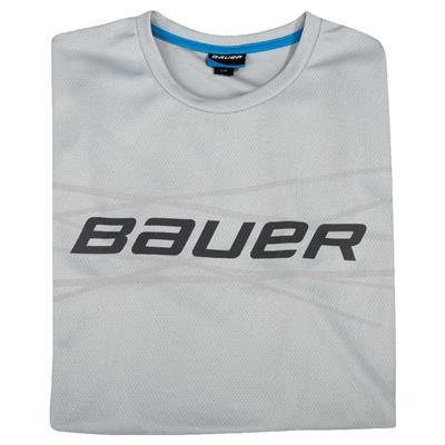 Bauer Athletic Accent SS Tee (Bauer Athletic Accent Short Sleeve Hockey Shirt)