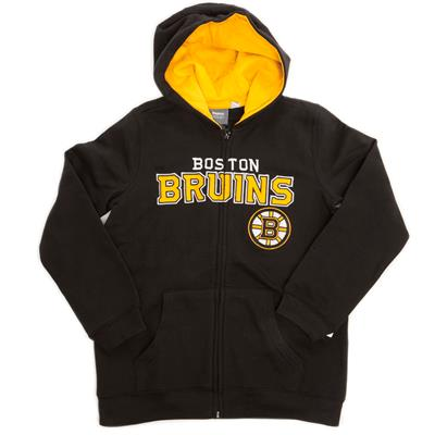 Stated FZ Bruins Hoody (Reebok Stated FZ Bruins Hoody - Youth)