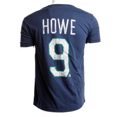 NHL Player Tees - Howe (Old Time Sports NHL Player Tees - Mens)
