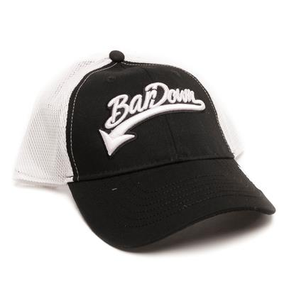 Bardown Vintage Snapback Cap (BarDown Bar Vintage Snap Back Cap)