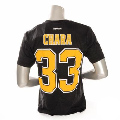 Reebok HD Player Tee Chara (Reebok Zdeno Chara Player Tee)