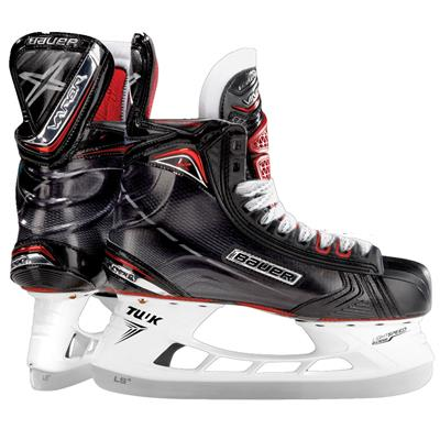 S17 Vapor 1X Ice Skate (Bauer Vapor 1X Ice Hockey Skates - 2017 - Junior)