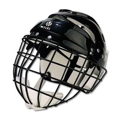 Combo Helmet (Mylec Hockey Helmet Combo)