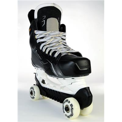 Rollergard Hard Guard Black (Rollergard Rollergard Hockey Skate Blade Protectors)