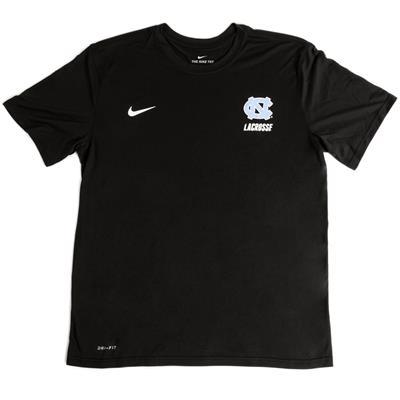 Nike Legend 2.0 UNC Lacrosse SS Tee (Nike Legend 2.0 Unc Lacrosse SS Tee)