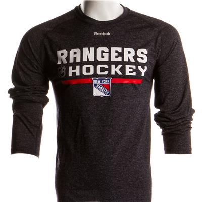 Reebok Locker Room Graphics LS Tee (Reebok Reebok NHL Authentic Locker Room Graphics LS Tee Shirt (2015))