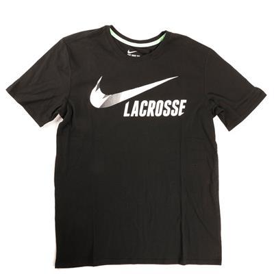 Mike Mens Lacrosse SS Tee (Nike M Lacrosse SS Tee)