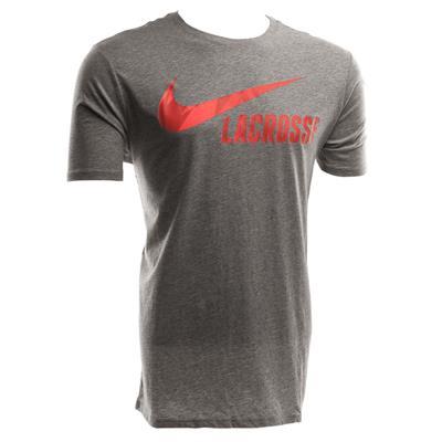 Nike Mens Lacrosse SS Tee (Nike M Lacrosse SS Tee)