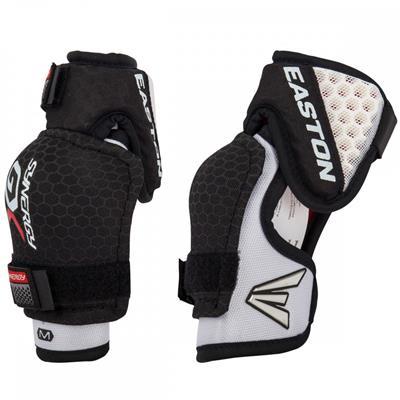 Easton Synergy GX Youth Elbow Pads Hard (Easton Synergy GX Hockey Elbow Pads - Hard Cap)