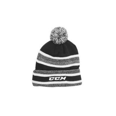 CCM Fleece Pom Knit (CCM C4576 Fleece Pom Hockey Beanie)