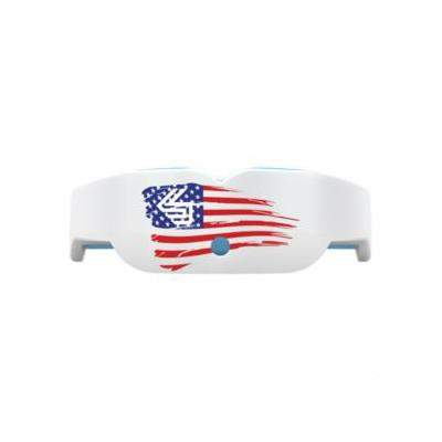 Shock Doctor Gel Nano Mouthguard US Flag (Shock Doctor Gel Nano Mouth Guard - Flag - Junior)