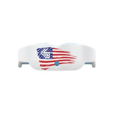 Shock Doctor Gel Nano Mouthguard US Flag (Shock Doctor Gel Nano Mouth Guard - Flag)