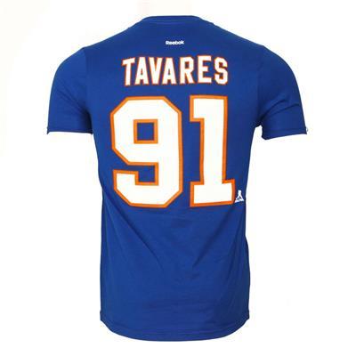 Reebok Tavares #91 SS Tee (Reebok Tavares #91 SS Tee - Mens)