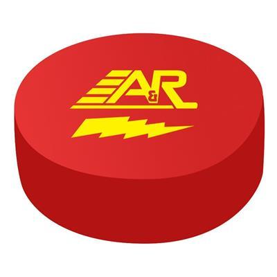 A&R Lightning Speed Foam Puck 2Pk (A&R Lightning Speed Foam Hockey Puck - 2 Pack)
