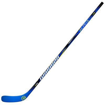 Full View (Warrior Alpha QX3 Grip Composite Hockey Stick)