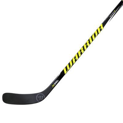 Alpha QX4 Grip Comp Stick (Warrior Alpha QX4 Grip Composite Hockey Stick - Intermediate)