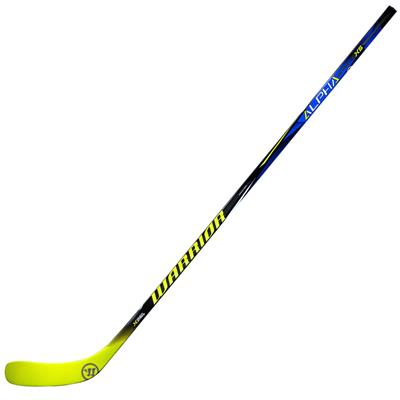 Alpha QX5 Grip Comp Stick (Warrior Alpha QX5 Grip Composite Hockey Stick - Junior)