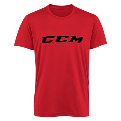 Short Sleeve Tech Top (CCM Short Sleeve Tech Hockey Shirt)
