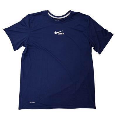 Nike Dry Legend Lacrosse SS Tee (Nike Dry Legend Lacrosse SS Tee)