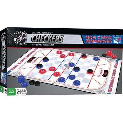 NHL Checkers Ny Rangers (NHL Checkers Ny Rangers)