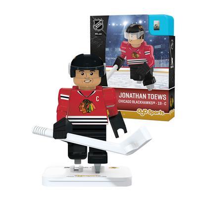 (OYO Sports Jonathan Toews Minifigure - Chicago Blackhawks)