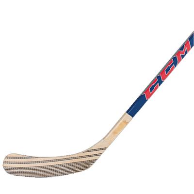 252 ABS Wood Stick (CCM 252 Wood Stick - Senior)