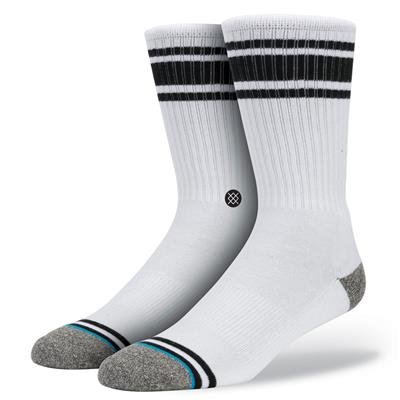 White Out Sock (Stance White Out Sock)