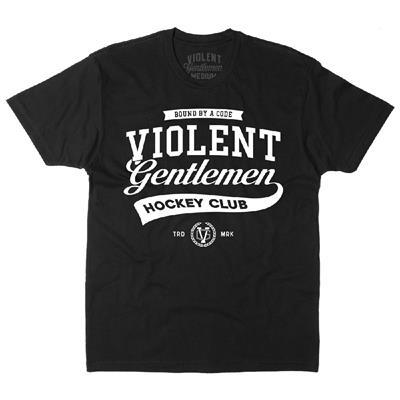 Bound by a Code Tee (Violent Gentlemen Bound by a Code Tee)