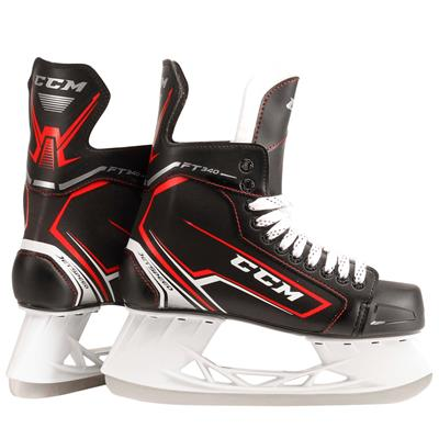 Jetspeed FT340 Ice Skate 2017 (CCM JetSpeed FT340 Ice Skates)