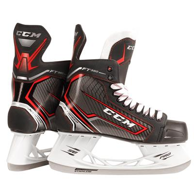 Jetspeed FT350 Ice Skate 2017 (CCM JetSpeed FT350 Ice Hockey Skates - Senior)