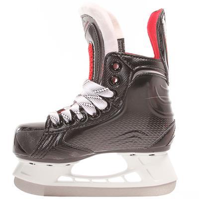 S17 Vapor X500 Ice Skate (YTH) (Bauer Vapor X500 Ice Hockey Skates - 2017 - Youth)