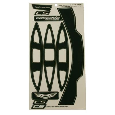 Cascade CS Helmet Sticker Set (Cascade Sticker Pack For Cs Helmet - P)