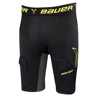 Premium Comp Jock Short (Bauer Premium Compression Hockey Jock Shorts - 2017 - Youth)