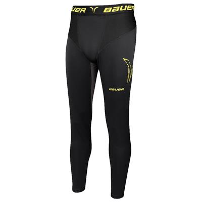 Premium Comp BL Pant (Bauer Premium Compression Base Layer Hockey Pants - 2017 - Youth)