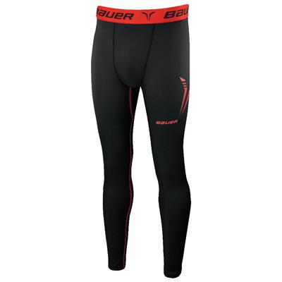 Core Compression BL Pant (Bauer Core Compression Base Layer Hockey Pants - 2017 - Youth)