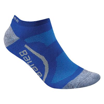 Bauer Core Low Cut Sock (Bauer Core Ankle Cut Hockey Socks - 2017)