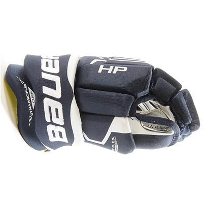 Bauer Supreme HP Glove (Bauer Supreme HP Hockey Gloves - 2017 - Senior)