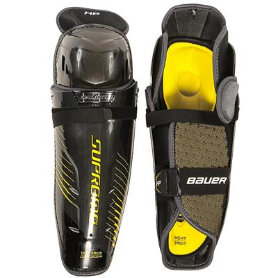 Bauer Supreme HP Shin Guard (Bauer Supreme HP Hockey Shin Guards - 2017)