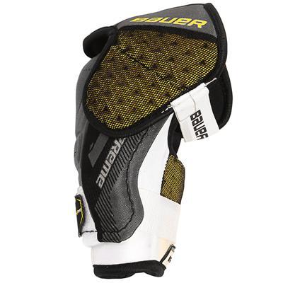 Bauer Supreme HP Pro Elbow Pads (Bauer Supreme HP Pro Hockey Elbow Pads - 2017 - Junior)