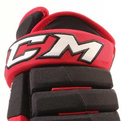 4R Lite Gloves (2017) - Cuff View (CCM 4R Lite Hockey Gloves - Senior)