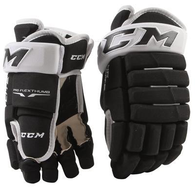 4R Lite Gloves (2017) (CCM 4R Lite Hockey Gloves - Junior)