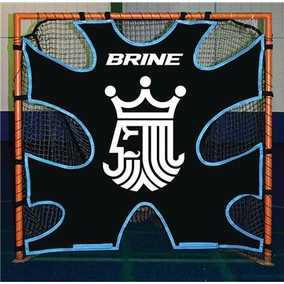 Brine Goal with Shooter Tutor (Brine LG505 Goal w Net and Targets)