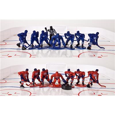 Canadians vs. Maple Leafs Guys (Kaskey Kids Hockey Guys Canadians vs. Maple Leafs Guys)