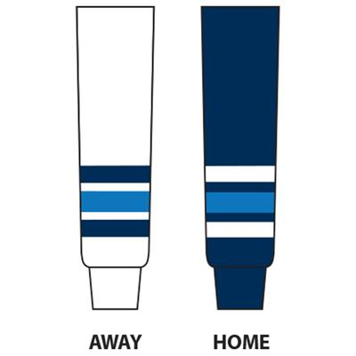 (College Hockey Sock - UMaine - Junior)