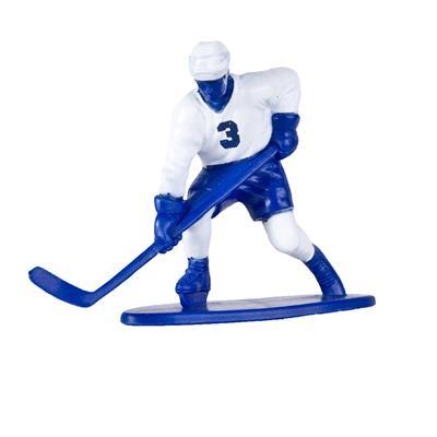 White Team Player (Kaskey Kids Hockey Guys Toy Figurine Set)