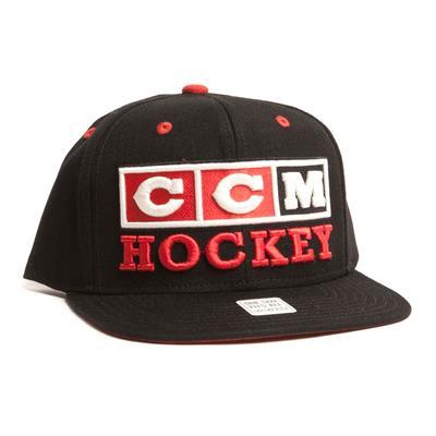 CCM Hossa Classic Snap (CCM Hossa Classic Snapback Hockey Hat)