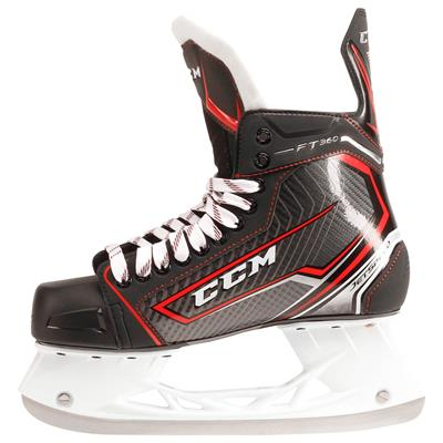 c4d8b6b231a Jetspeed FT360 Ice Skate 2017 - Side View (CCM JetSpeed FT360 Ice Hockey  Skates -