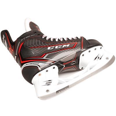 Jetspeed FT360 Ice Skate 2017 - Blade (CCM JetSpeed FT360 Ice Hockey Skates)